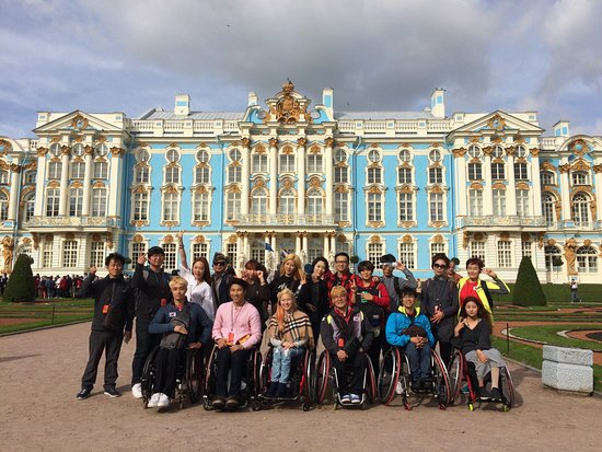 Liberty Ltd. Wheelchair Accessible Tours
