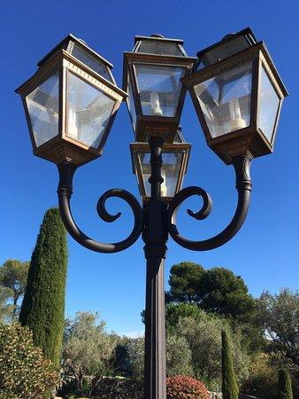 La Cadiere d'Azur, Frankrike: jardin