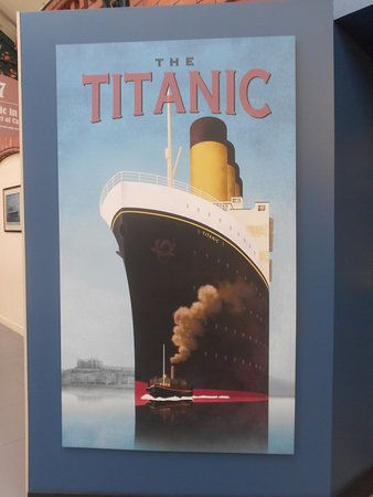 Cobh, Ireland: Advertising poster