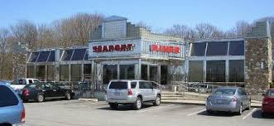 Port Jefferson Station, Νέα Υόρκη: Sea Port Diner in Port Jefferson, N.Y. @ the corner of Rt 347(Nesconset-Port Jefferson Hwy) and