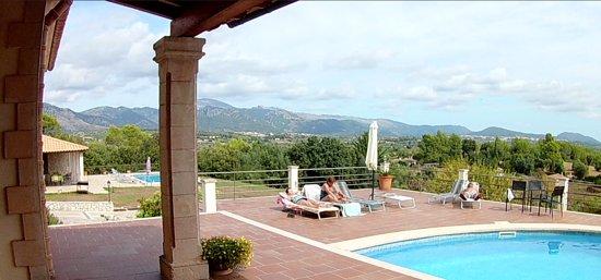 Selva, Spain: uitgevloerd - en de prachtige ligging