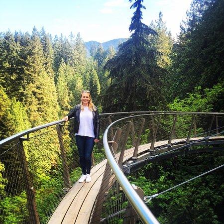 North Vancouver, Canada: Treetop Walk