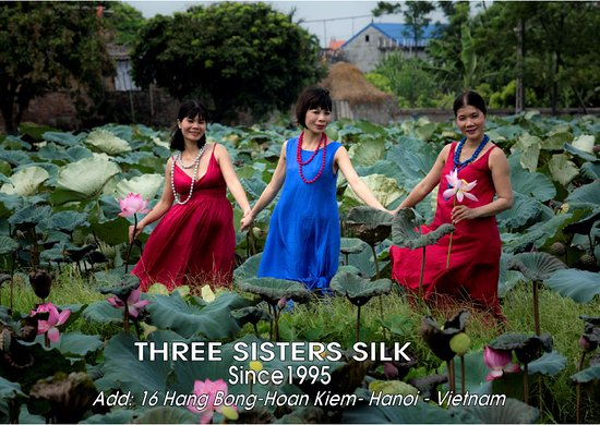 Three Sisters Silk