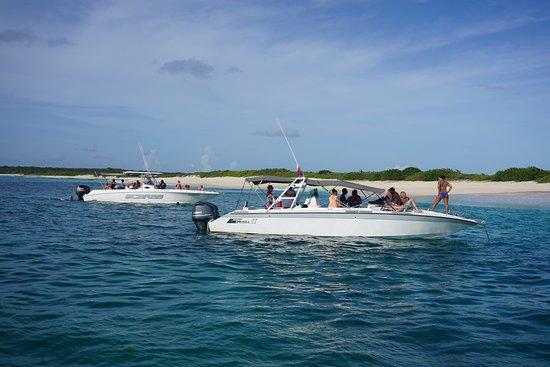 Oyster Pond, St. Maarten-St. Martin : boats