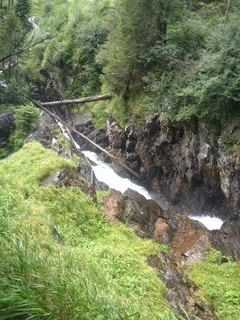 Ромоос-Унтерталь, Австрия: Waterfall