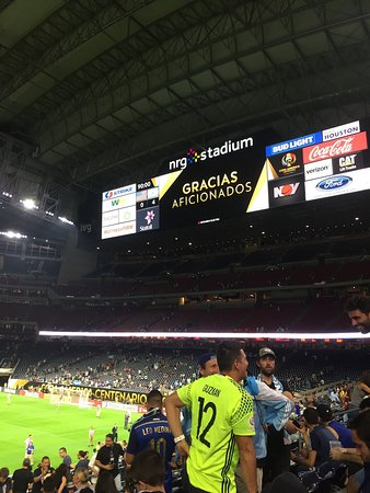 NRG Stadium 사진