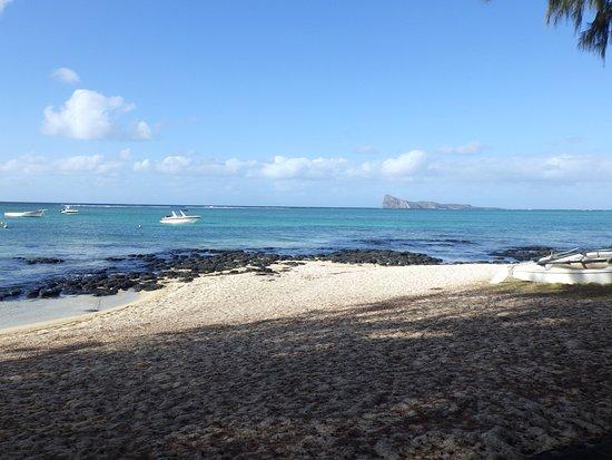 Pereybere Beach: plage