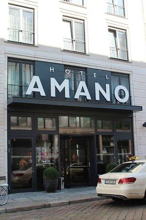 هوتل أمانو صورة فوتوغرافية