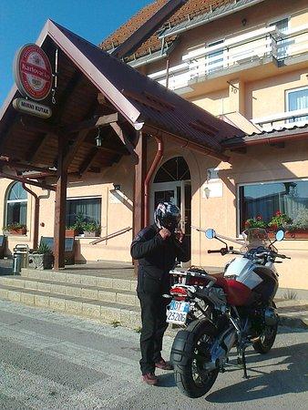 Otocac, Kroatien: ..in questo ottomo hotel