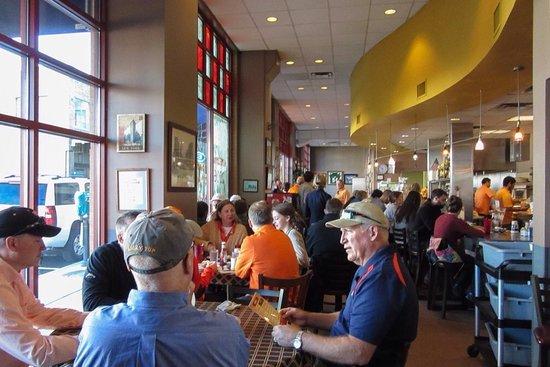 Pete S Cafe Menu Knoxville Tn
