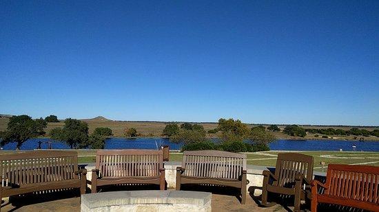 Rough Creek Lodge : Lovely views