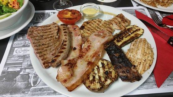 Brusimpiano, Włochy: Steak House