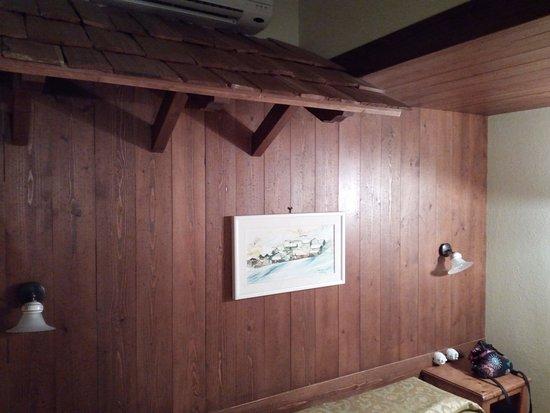 Монтджовет, Италия: particolare camera da letto