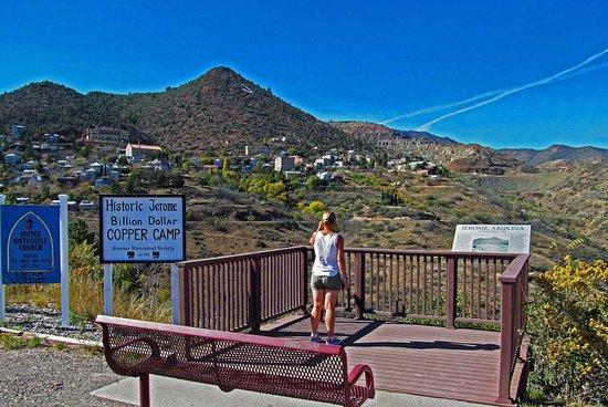 Jerome, AZ, Billion Dollar Copper Camp