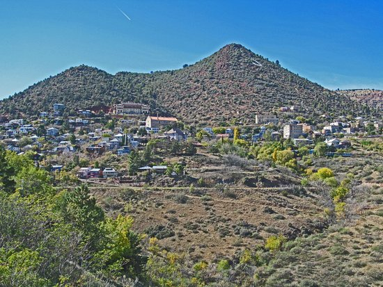 Jerome, AZ: Cleopatra Hill