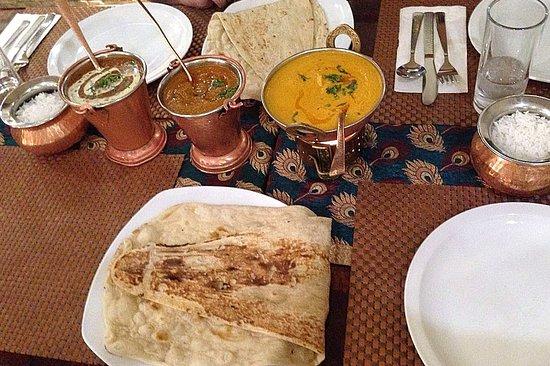 Rishtedar Providencia: Aromas, sabores y presentación en total armonía.
