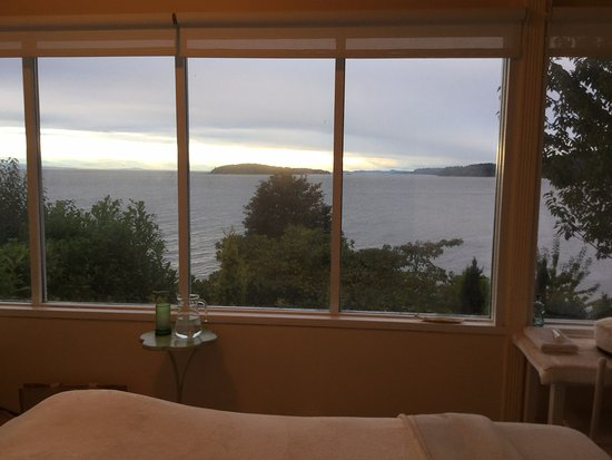 Sechelt, Canadá: Good morning, massage!