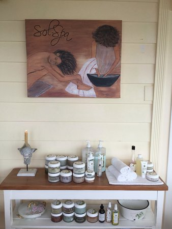 Sechelt, Canadá: Eminence Organic Facial, the best!