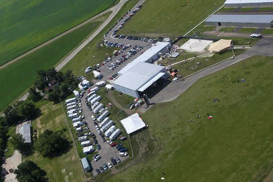 Rochelle, IL: Our brand-new, purpose built skydiving resort.