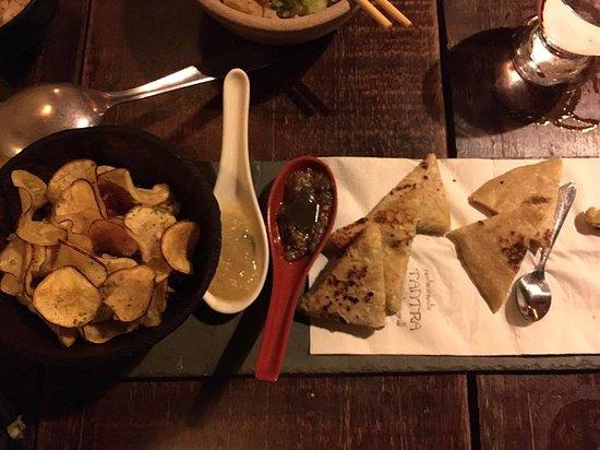 eb44a98af94 Restaurante Tantra Mongolian Grill: Couvert oferecido por R$ 10,90 por  pessoa