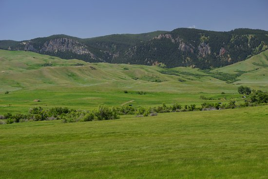 Sheridan, WY: Imagine being here as part of the Cavalry