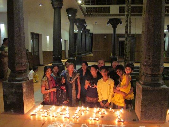 Ayurvedam at Sreenilayam: New Year celebration