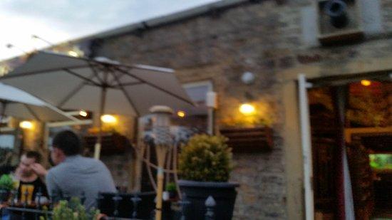 Calico Jack Restaurant & Bar: outside bar