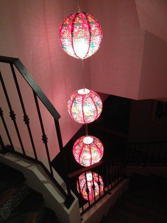 Ortaffa, ฝรั่งเศส: Escalier
