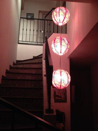Ortaffa, Fransa: Escalier