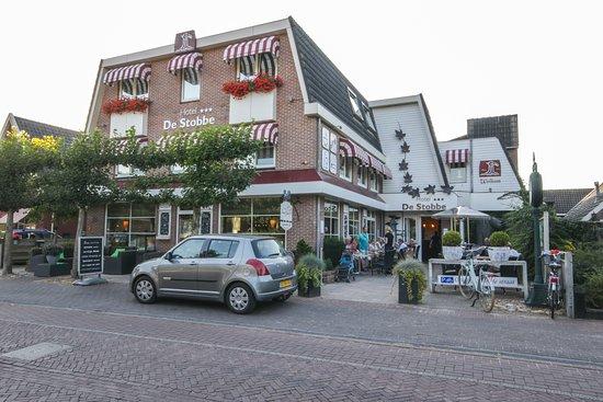 Ruinen, Hollanda: Ingang Brasserie Vrouwe Swedera
