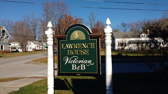 Foto de The Lawrence House Victorian B&B