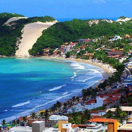 Estado de Río Grande del Norte: Ponta Negra  Beach