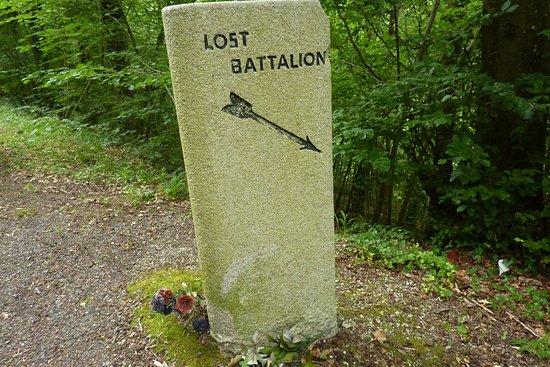 Chatel-Chehery, France : Sergeant York Trail