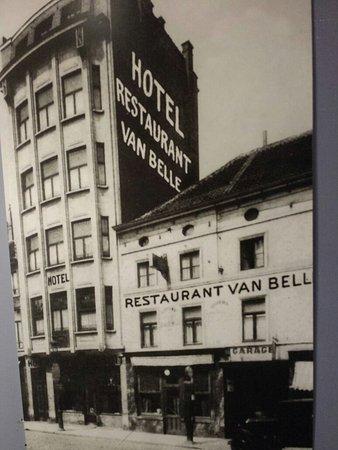 Anderlecht, เบลเยียม: Van Belle