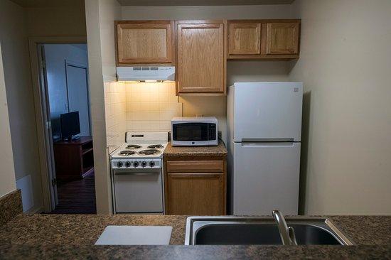 Christiansburg, Βιρτζίνια: Kitchen