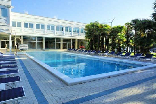 Hotel Terme Metropole: Kaltwasser Thermalbecken