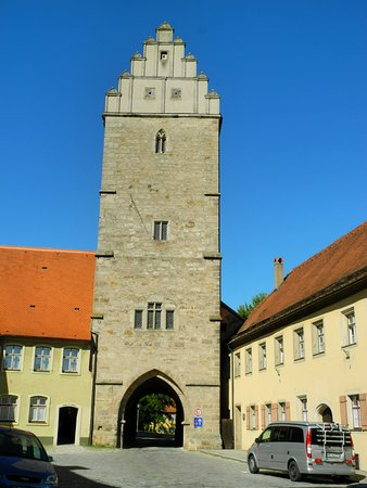Rothenburger Tor / Turm