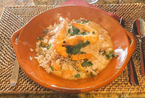 mae maria portuguese restaurant sea food rice