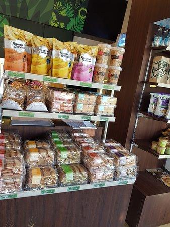 snacks - Picture of Cafe Amazon, Bangkok - TripAdvisor