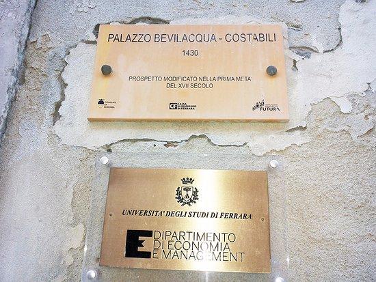 Palazzo Constabili-Trotti