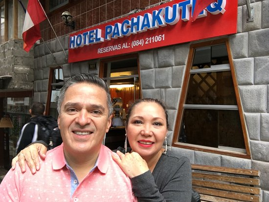 Hotel Pachacuteq : photo0.jpg