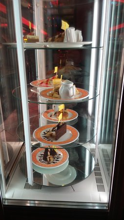 Horning, UK: A pie carousel!
