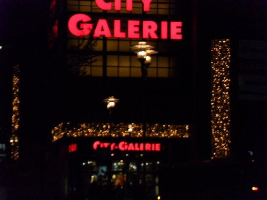 City Galerie Siegen-Germania NRW