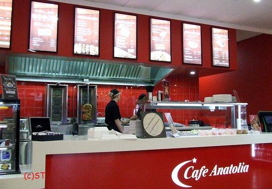 New Anatolia Cafe