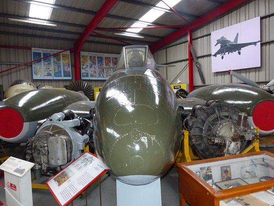 Coventry, UK: Vintage Jet