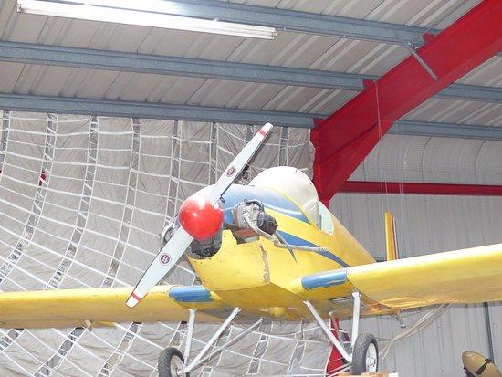 Coventry, UK: Tiny aircraft