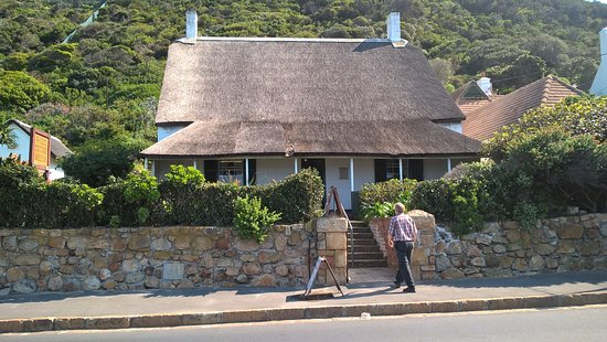 Rhodes Cottage Museum