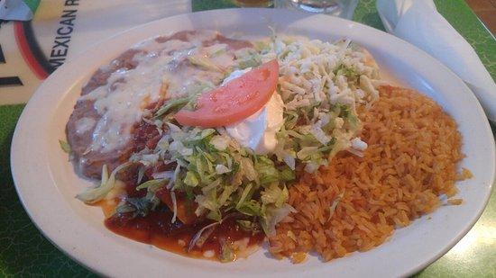 Madill, OK: Burrito Dinner