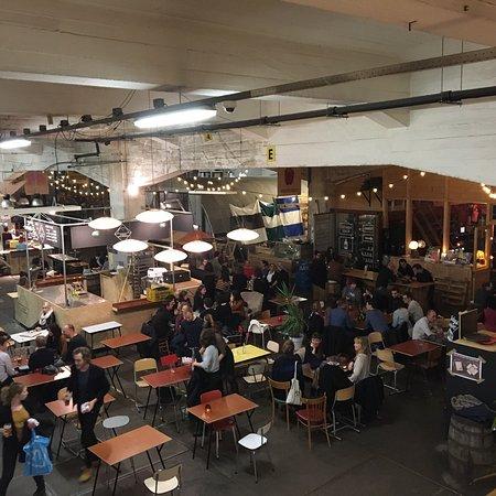fenix food factory birra prodotta sul posto buonissima