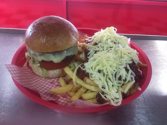 Image Herbie's American Diner in East of England